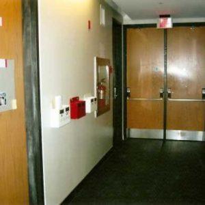 Hallway east view